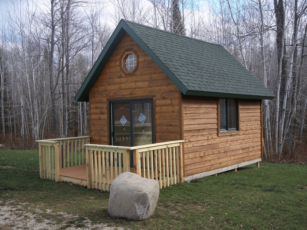 Tiny house rustic cabin plans