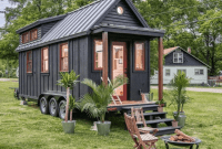 Tiny house trailers Canada