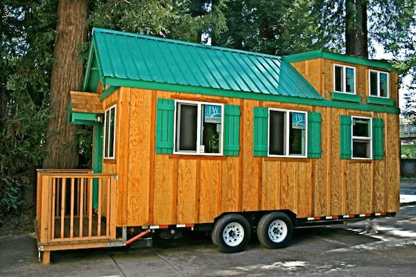 Tiny house trailers design ideas
