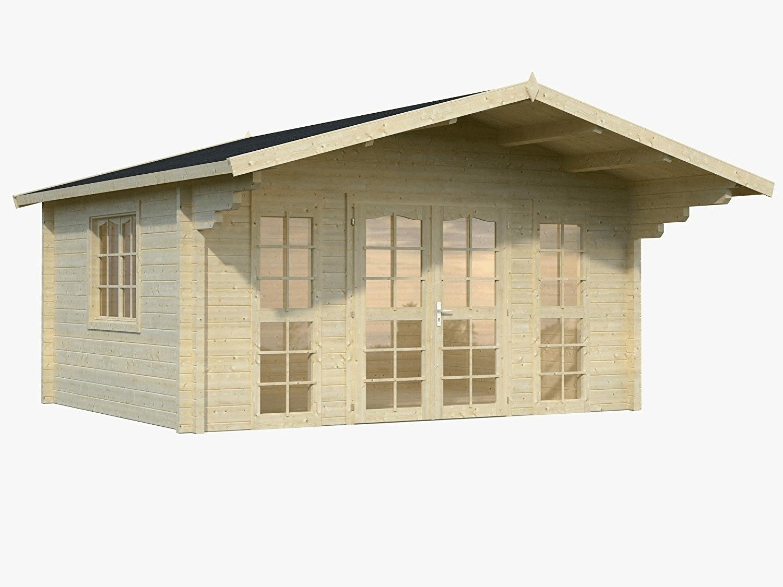 Sunray Allwood Sunray 162 SQF Kit Cabin