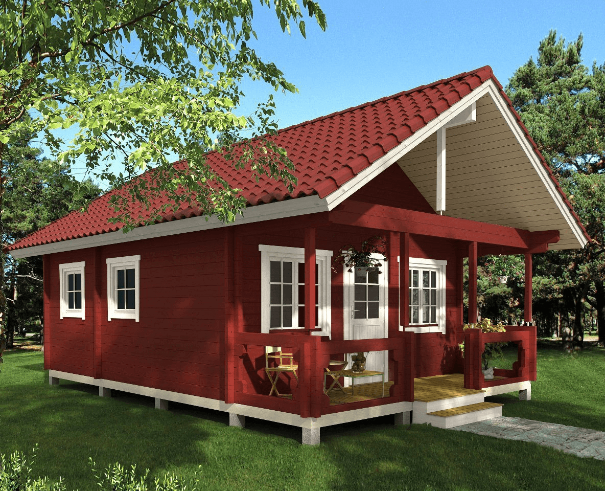 Timberline Cabin Tiny House Design Amazon