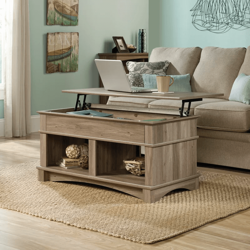 Beachrest Home's Pinellas Lift Top Coffee Table