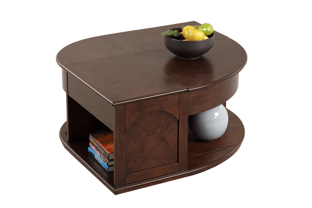 Darby Home Co's Wilhoite Double Lift Top Coffee Table