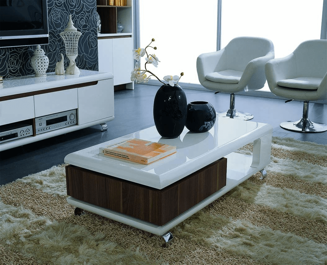 The most popular design coffee table for living room