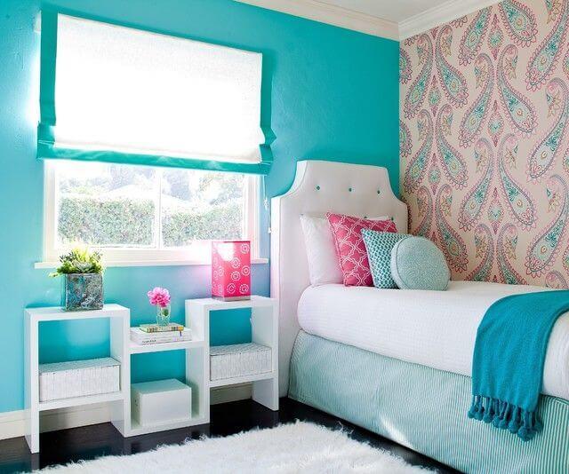 Bedroom makeover after divorce