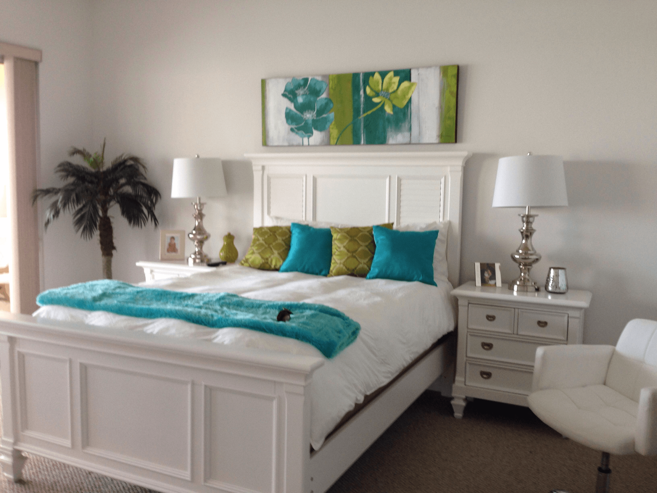 Bedroom Makeover On A Budget Pictures
