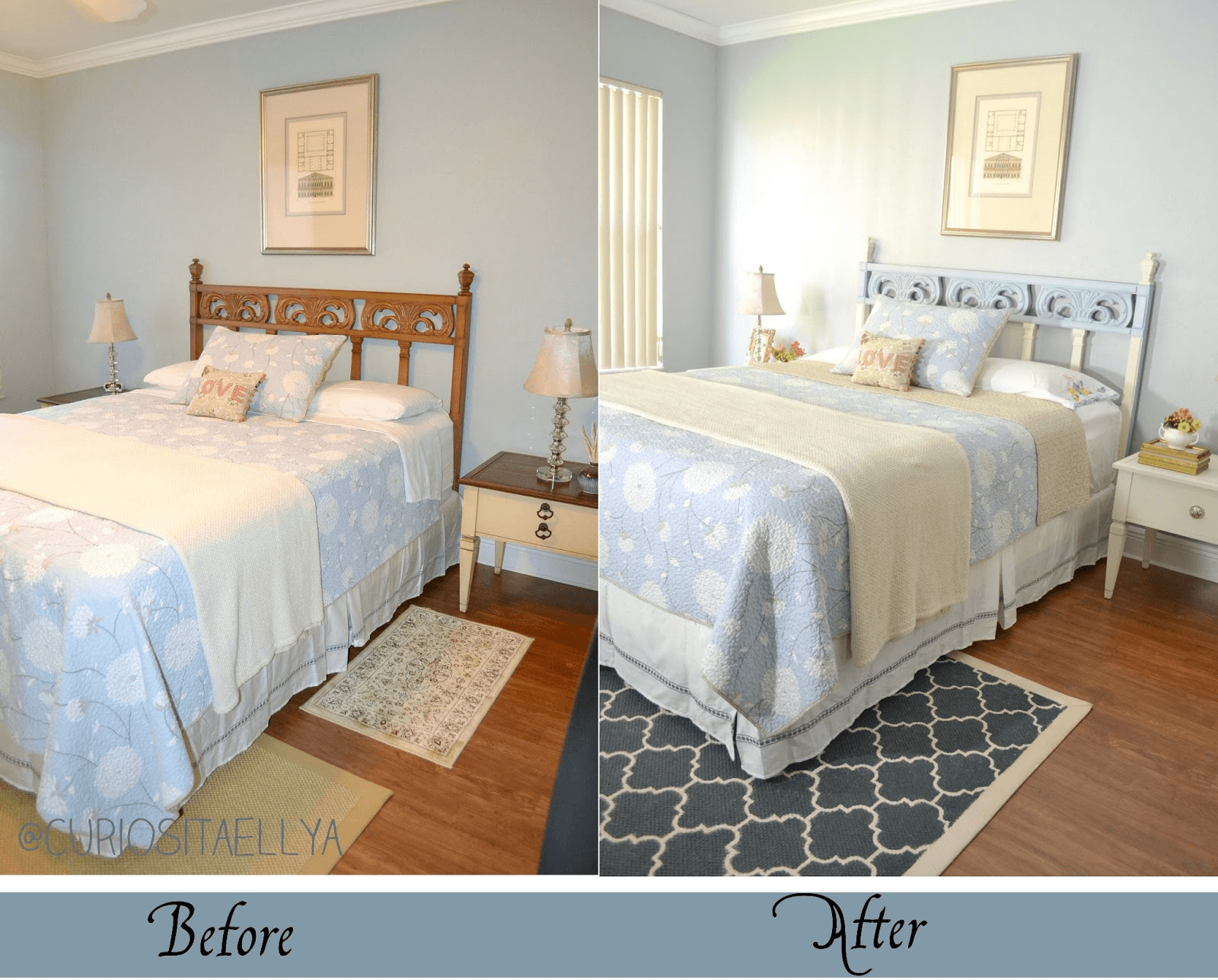 Nice bedroom makeovers before and after photos