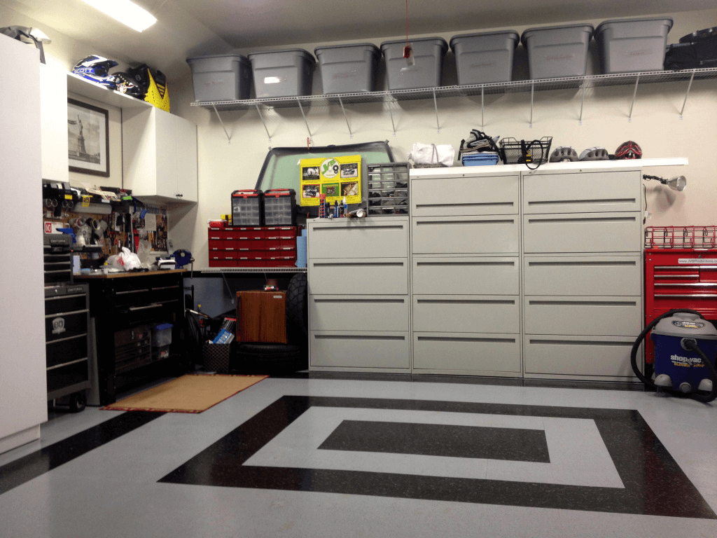 Simple Tips How to Organize Small Garage