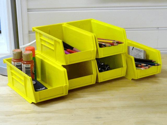 Small Garage Storage Bins
