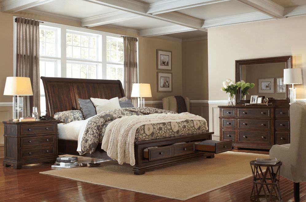 Aspen Bedroom Furniture Sets