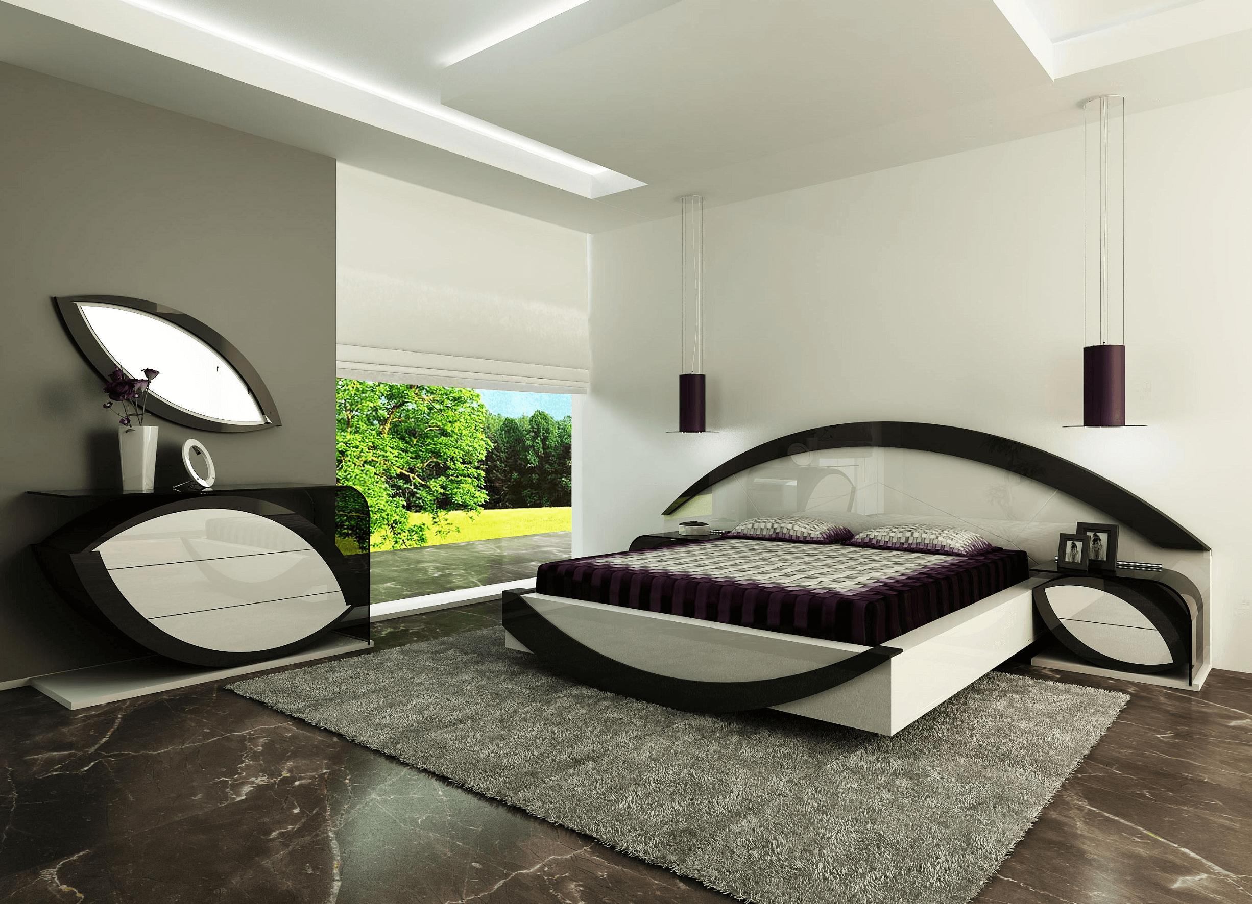 Best modern bedroom furniture set