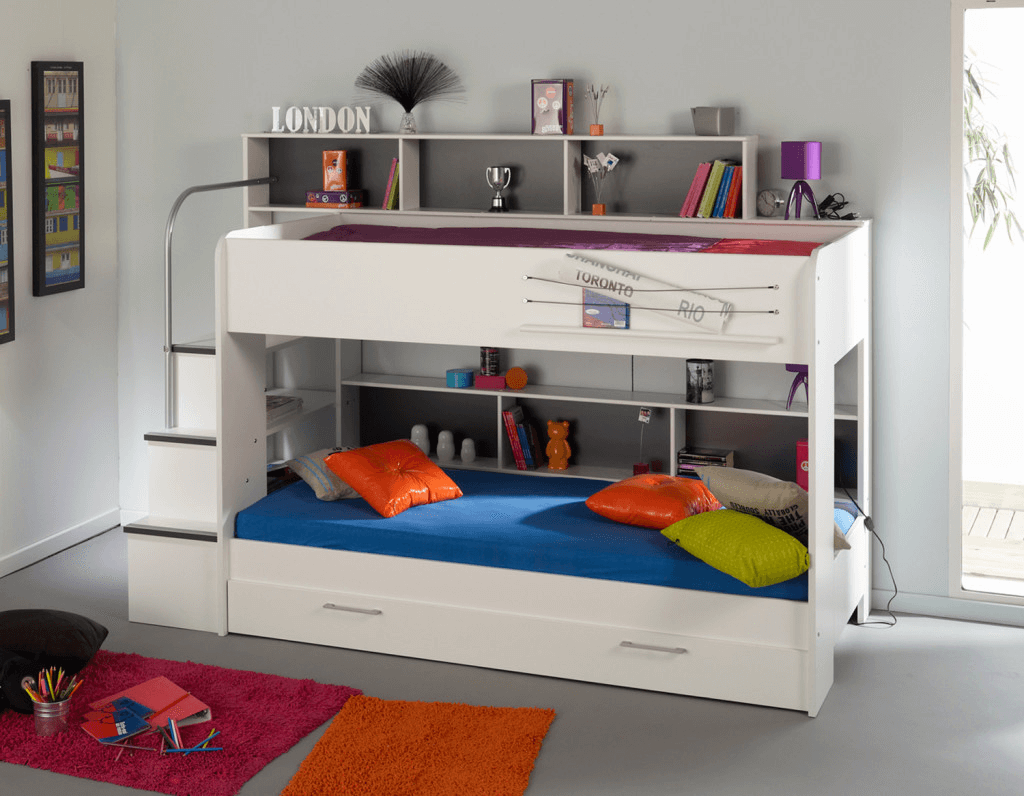 Bunk beds for small bedrooms