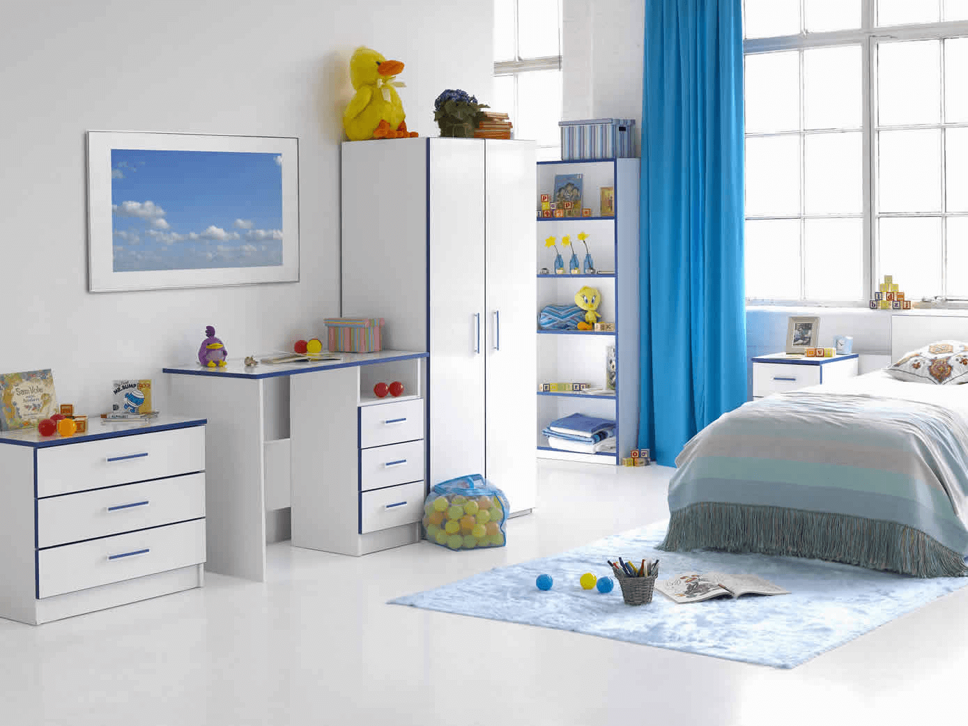 Images of childrens bedroom furniture
