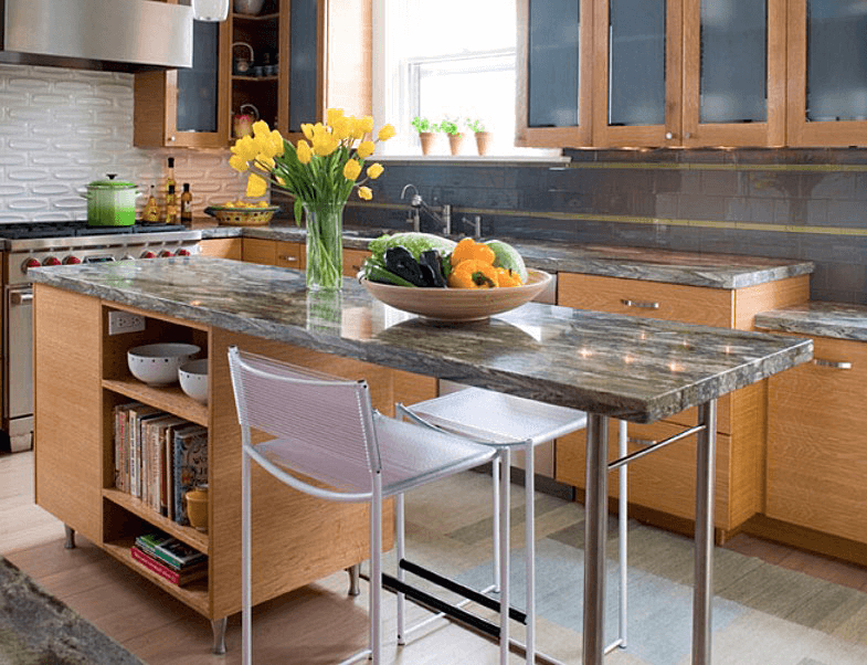 Kitchen Island Design Ideas For Small Spaces