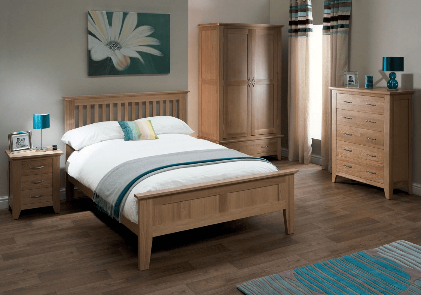 Oak Bedroom Furniture Decorating Ideas and Suggestions