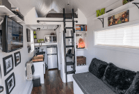 Tiny House Living Room Design Ideas