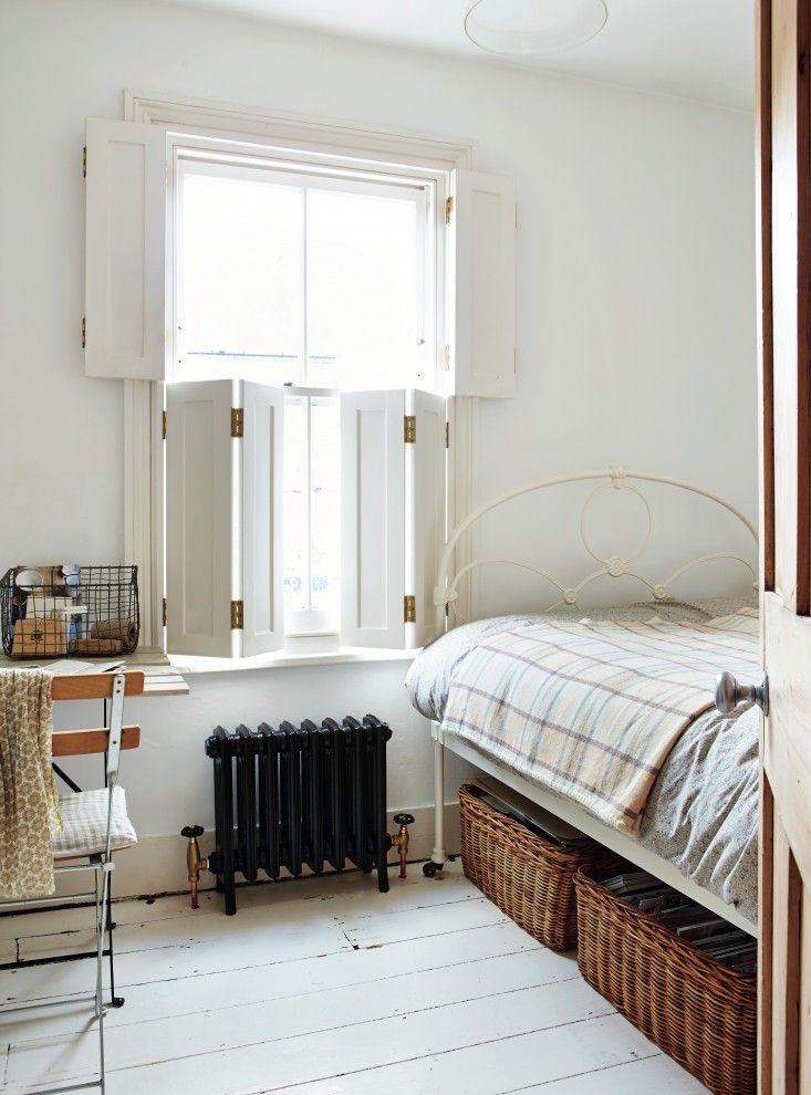Bedroom Window Shutters Indoor