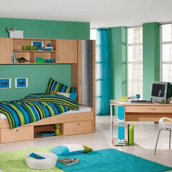 Boy Room Ideas Small Spaces