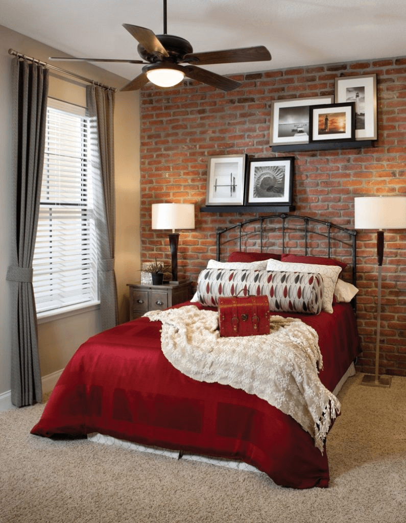 Exposed Brick Wall Decorating Ideas You Should Try on Brick Wall Decorating Ideas  id=45131
