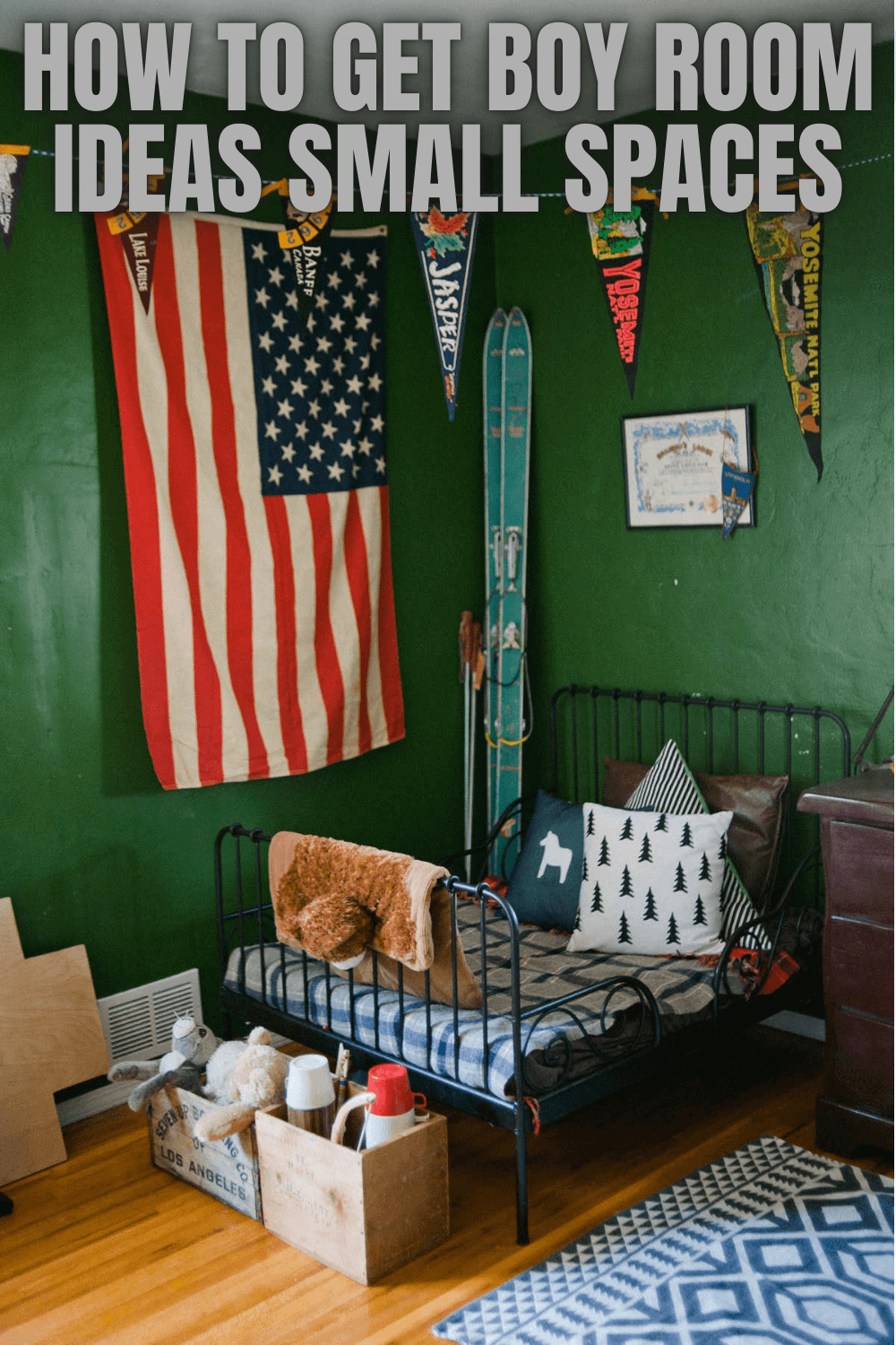 HOW TO GET BOY ROOM IDEAS SMALL SPACES
