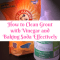 How to Clean Grout with Vinegar and Baking Soda Effectively