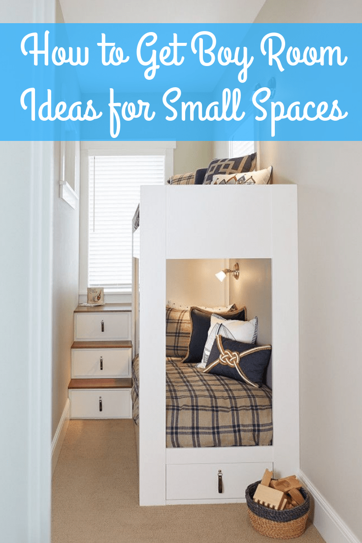 How to Get Boy Room Ideas for Small Spaces