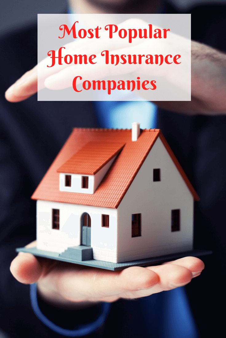 Most Popular Home Insurance Companies