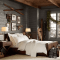 Ski Cabin Decorating Ideas pottery barn