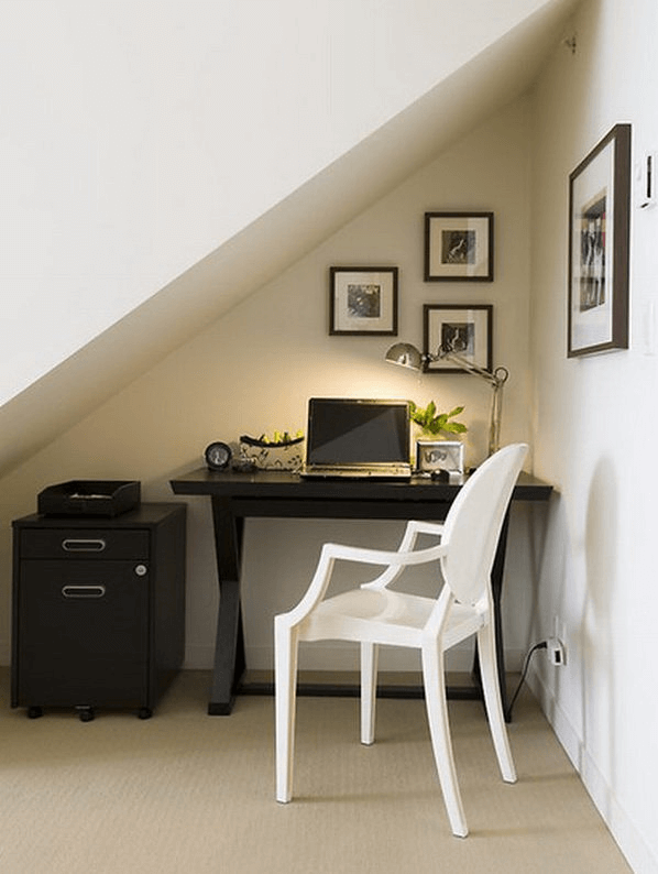 Smart home office design ideas for small spaces