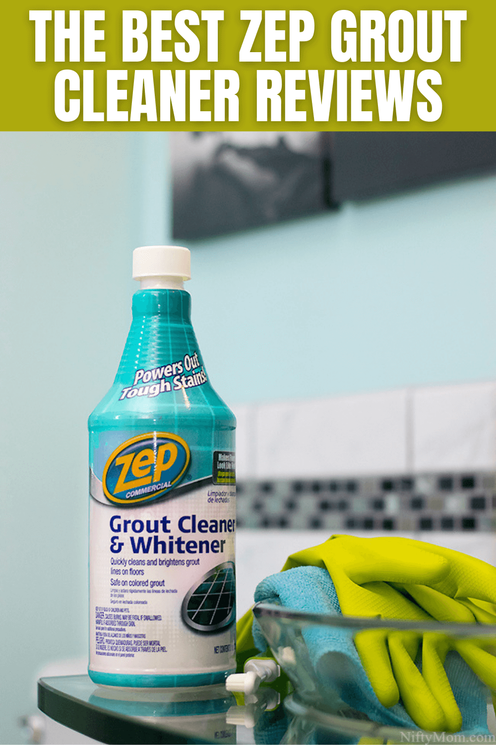 THE BEST ZEP GROUT CLEANER REVIEWS