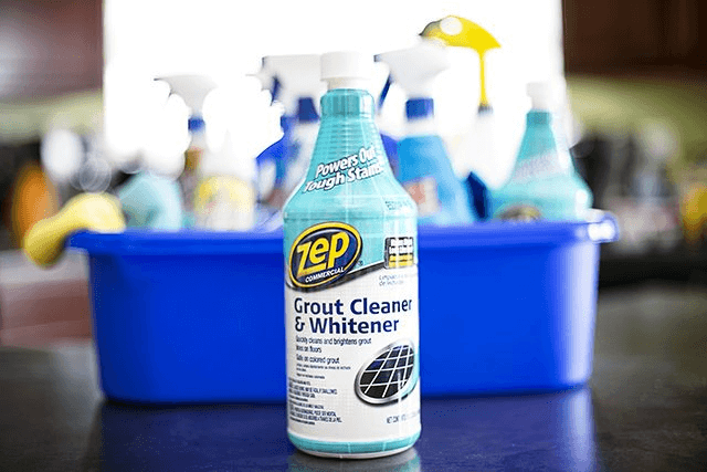 Zep grout cleaner reviews