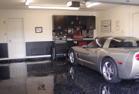 Garage floor paint ideas