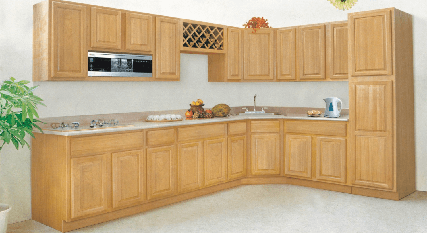 How to Stain Wood Cabinets without Sanding