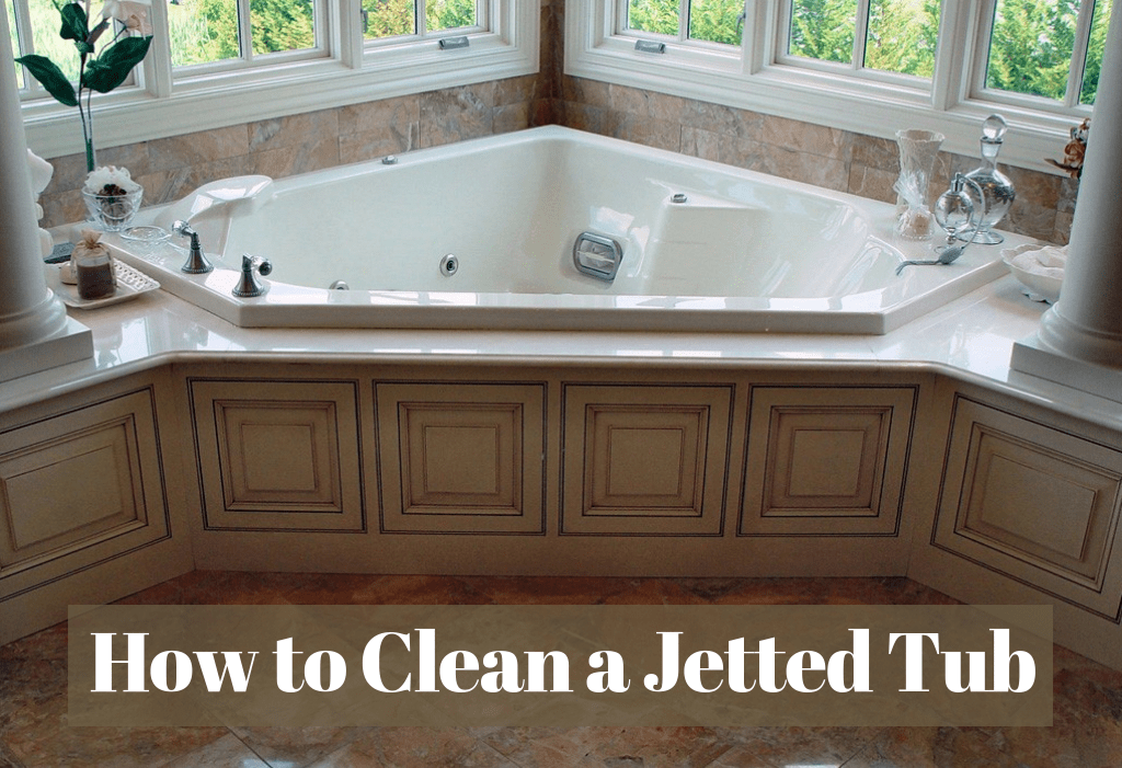 How to Clean a Jetted Tub