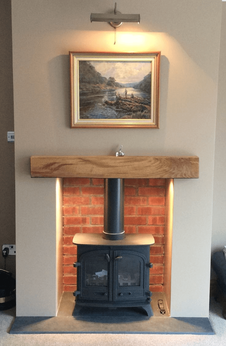 Wood Burning Stove fireplace ideas