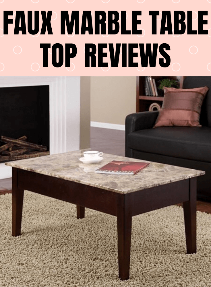 FAUX MARBLE TABLE TOP REVIEWS