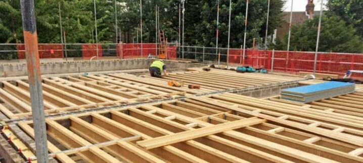 HOW TO USE THE WOOD JOIST SPAN TABLE